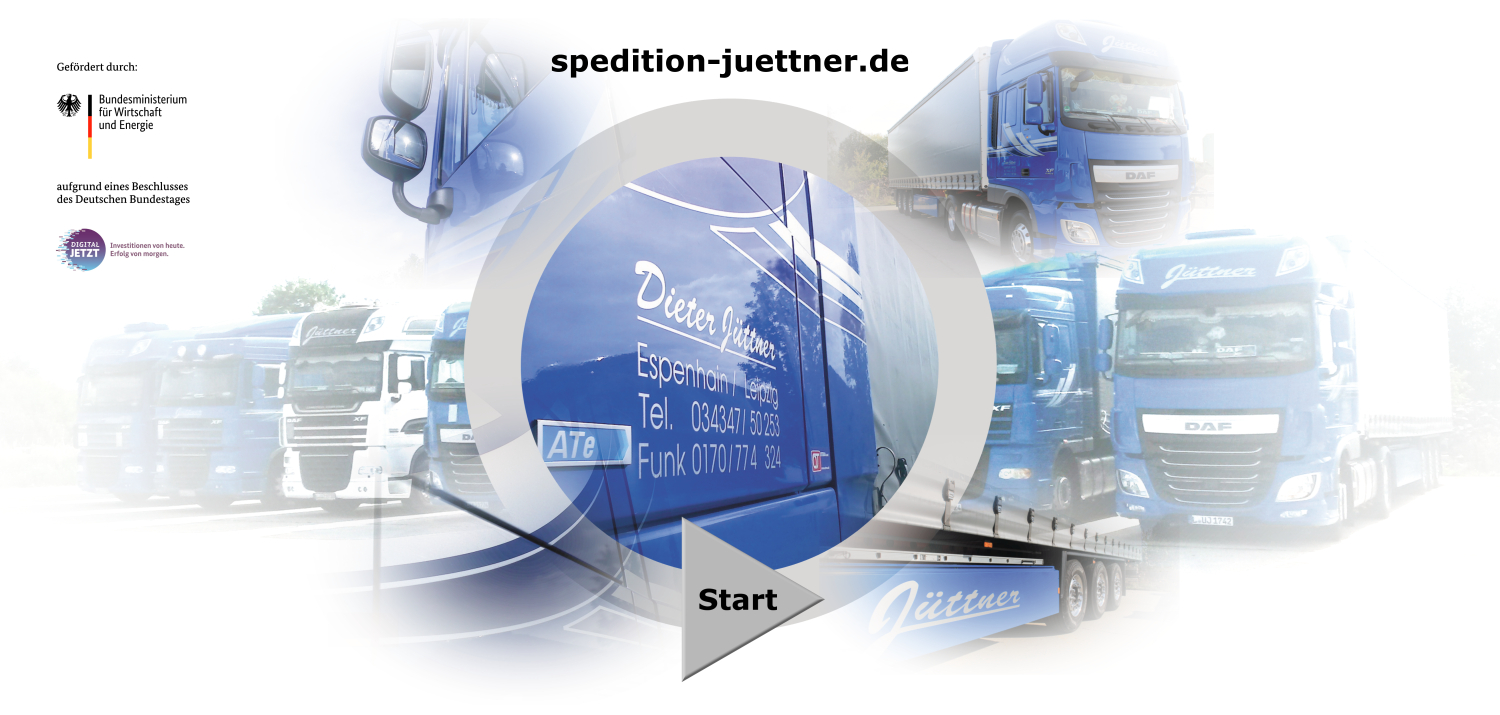Start Homepage Spedition Jüttner >>>